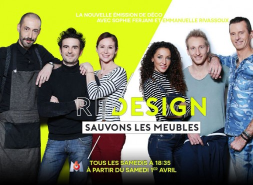 Redesign, sauvons les meubles